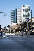 Rothschild Boulevard Tel Aviv, Israel