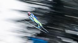 03.01.2016, Bergisel Schanze, Innsbruck, AUT, FIS Weltcup Ski Sprung, Vierschanzentournee, Probedurchgang, im Bild Manuel Fettner (AUT) // Manuel Fettner of Austria during his Trial Jump for the Four Hills Tournament of FIS Ski Jumping World Cup at the Bergisel Schanze, Innsbruck, Austria on 2016/01/03. EXPA Pictures © 2016, PhotoCredit: EXPA/ JFK