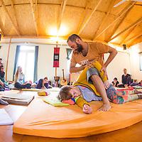 Thai Yoga Massage with Pau Castellsagué