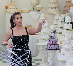©2011 RAMEY PHOTO 310-828-3445<br /> <br /> Beverly Hills, California, July 29, 2011<br /> <br /> Kim Kardashian and Chris Humphries went to Hanson's Cakes on Fairfax Avenue to try out different cakes for impending nuptials.  They were joined by sister Khloe, mom Kris, and brother Robert Kardashian Jr.<br /> <br /> AS (Mega Agency TagID: MEGAR60842_42.jpg) [Photo via Mega Agency]