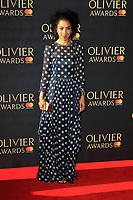 Sophie Okonedo, The Olivier Awards, Royal Albert Hall, London UK, 09 April 2017, Photo by Richard Goldschmidt