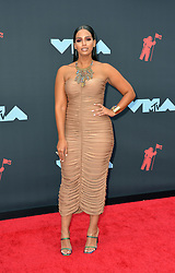 August 26, 2019, New York, New York, United States: Nessa arriving at the 2019 MTV Video Music Awards at the Prudential Center on August 26, 2019 in Newark, New Jersey  (Credit Image: © Kristin Callahan/Ace Pictures via ZUMA Press)