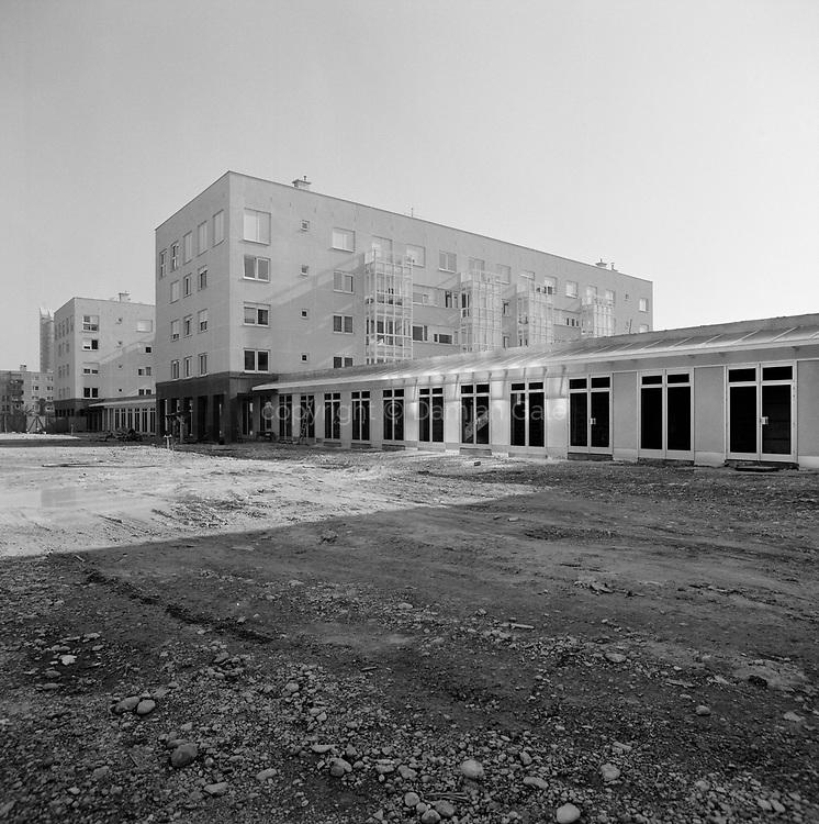 Stanovanjski blok na Palmejevi ulici