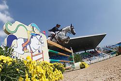 Rozier Philippe, FRA, Rahotep de Toscane<br /> Olympic Games Rio 2016<br /> © Hippo Foto - Dirk Caremans<br /> 19/08/16