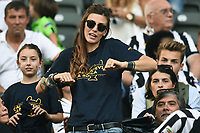 Martina Maccari Bonucci <br /> Berlino 05-06-2015 OlympiaStadion  <br /> Juventus Barcelona - Juventus Barcellona <br /> Finale Final Champions League 2014/2015 <br /> Foto Matteo Gribaudi/Image Sport/Insidefoto