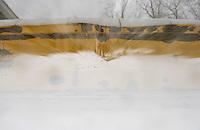 Snow Storm,  ©2016 Karen Bobotas Photographer