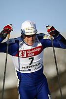 Langrenn, 22. november 2003, Verdenscup Beitostølen,  Svein Tore Sinnes, Norge