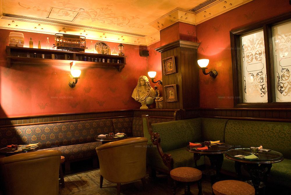 Dublin Pub at ITC Mauriya Hotel, New Delhi