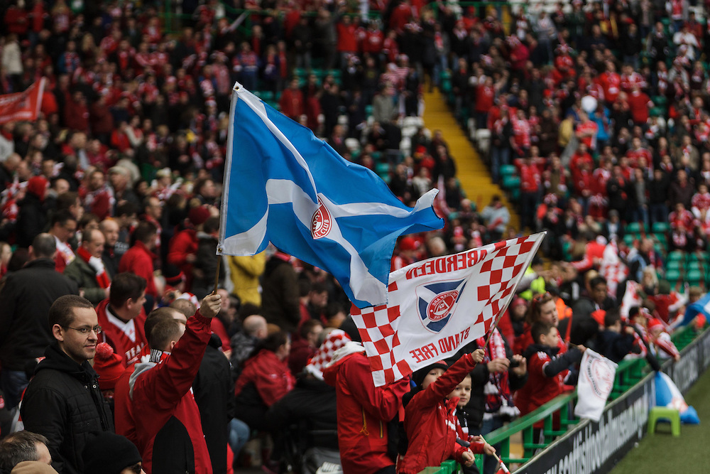 Scottish League Cup Final Aberdeen V Inverness CT at Parkhead on Sunday, 16th of March 2014, Aberdeen Scotland.<br /> Pictured:<br /> (Photo Ross Johnston/Newsline Scotland)