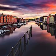 Trondheim Bryggene