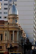 Juiz de Fora_MG, Brasil...Cidade de Juiz de Fora, Minas Gerais. Na foto detalhes arquitetonicos de uma construcao...The Juiz de Fora city, Minas Gerais. In this photo a construction architectural detail...Foto: LEO DRUMOND / NITRO.