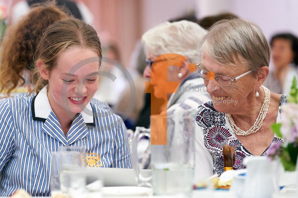 Community, Family, Grandparents, Grandparents Afternoon Tea