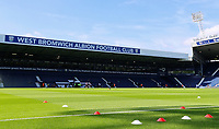 A general view of The Hawthorns, home of West Bromwich Albion<br /> <br /> Photographer David Shipman/CameraSport<br /> <br /> The EFL Sky Bet Championship - West Bromwich Albion v Stoke City - Saturday September 1st 2018 - The Hawthorns - West Bromwich<br /> <br /> World Copyright © 2018 CameraSport. All rights reserved. 43 Linden Ave. Countesthorpe. Leicester. England. LE8 5PG - Tel: +44 (0) 116 277 4147 - admin@camerasport.com - www.camerasport.com