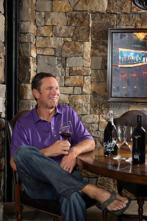 Drew Bledsoe Doubleback Wine