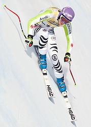 21.01.2011, Tofana, Cortina d Ampezzo, ITA, FIS World Cup Ski Alpin, Lady, Cortina, SuperG, im Bild Maria Riesch (GER, #16) // Maria Riesch (GER) during FIS Ski Worldcup ladies SuperG at pista Tofana in Cortina d Ampezzo, Italy on 21/1/2011. EXPA Pictures © 2011, PhotoCredit: EXPA/ J. Groder