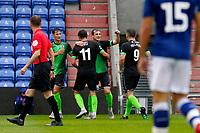 Sam Walker. Oldham Athletic FC 0-2 Stockport County FC. Pre Season Friendly. 27.7.19