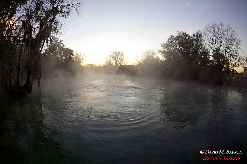Three Sisters, Crystal River