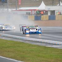#28 Nissan R90CK,         Kent Abrahamson,     Group C, Le Mans 24H, 2012