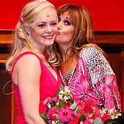 NLD/Tilburg/20101010 - Inloop musical Legally Blonde, Kim Lian van der Meijcen Laura Vlasblom