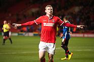 Charlton Athletic v Doncaster Rovers 261113