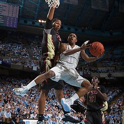 2010-02-24 Florida State at at North Carolina Tar Heels basketball