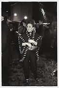 Cindy Adams , Cher party, Manhattan. 1988