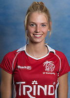 UTRECHT ,  Alexandra Heerbaart.   KAMPONG Dames I, seizoen 2015-2016. copyright Koen Suyk