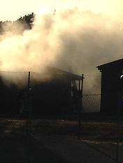 Gurnard Pines Fire