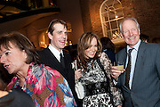 CHARLOTTE MONCKTON; TOM PARKER BOWLES; TARA PALMER-TOMPKINSON; CHARLES PALMER-TOMPKINSON, , Santa Sebag Montefiore and Asprey's host a book launch for Jerusalem: the Biography by Simon Sebag Montefiore. Asprey. New Bond St. London. 26 January 2010. -DO NOT ARCHIVE-© Copyright Photograph by Dafydd Jones. 248 Clapham Rd. London SW9 0PZ. Tel 0207 820 0771. www.dafjones.com.