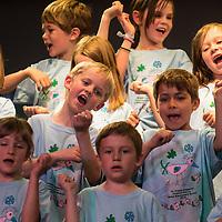 Mesa First Grade Concert 2015