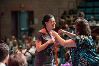 Bergen Community College held its pinning ceremony for the Veterinary Technology students on Tuesday, August 6, 2019 at the Ciccone Theater. / Russ DeSantis Photography and Video, LLC
