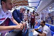 De Raffaele Walter<br /> Happy Casa Brindisi - Umana Reyer Venezia<br /> Legabasket SerieA  2019 - 2020<br /> Brindisi 03/11/2019<br /> Foto GiulioCiamillo/ Michele Longo