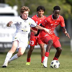 7th March 2021 - NPL Queensland u23's RD1: Olympic FC v Gold Coast United
