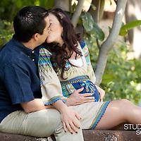 Embarazo Erika y Manuel