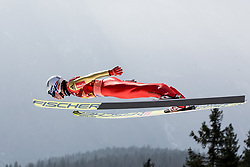 Anders Fannemel (NOR) during Ski Flying Hill Men's Team Competition at Day 3 of FIS Ski Jumping World Cup Final 2017, on March 25, 2017 in Planica, Slovenia. Photo by Vid Ponikvar / Sportida