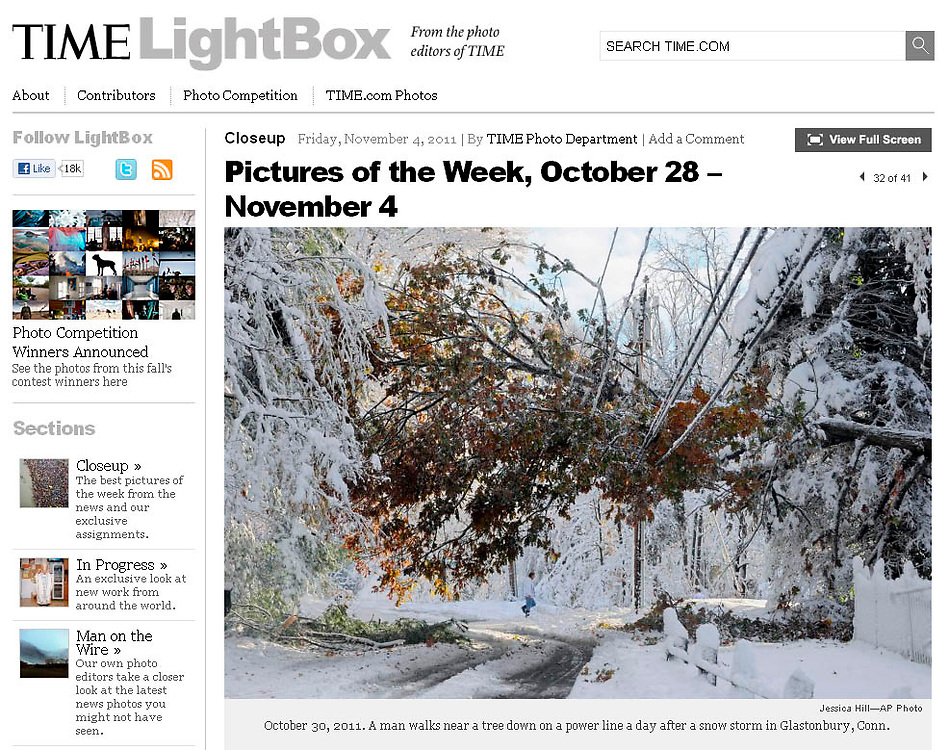 Time week in photos