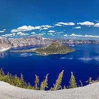 Crater Lake - Wizard Island
