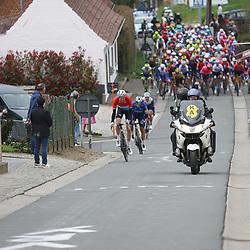 04-04-2021: Wielrennen: Ronde van Vlaanderen (Mannen): Oudenaarde  <br />Impression Ronde van Vlaanderen