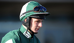 Jockey James Best - Photo mandatory by-line: Harry Trump/JMP - Mobile: 07966 386802 - 17/02/15 - SPORT - Equestrian - Horse Racing - Taunton Racecourse, Somerset, England.