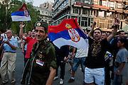 Matt Lutton for The New York Times..Capture of Ratko Mladic. Belgrade, Serbia. May 26, 2011.