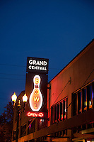 Grand Central Bowl in Portland, Oregon.