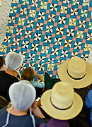 Amish auction quiltsto preserve Stoltzfus House in Wyomissing, Berks Co., PA.