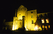 Haunted Castles Witch trail Fife Scotland
