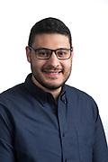 Marawan Aziz, New York City, 2018. (Photo by Kris Connor