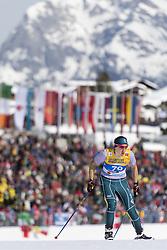 February 21, 2019 - Seefeld In Tirol, AUSTRIA - 190221 Aimee Watson of Australia competes in women's cross-country skiing sprint qualification during the FIS Nordic World Ski Championships on February 21, 2019 in Seefeld in Tirol..Photo: Joel Marklund / BILDBYRÃ…N / kod JM / 87879 (Credit Image: © Joel Marklund/Bildbyran via ZUMA Press)