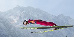 23.03.2013, Planica, Kranjska Gora, SLO, FIS Ski Sprung Weltcup, Skifliegen, Team, Probedurchgang, im Bild Piotr Zyla (POL) // Piotr Zyla of Poland during his trial jump of the FIS Skijumping Worldcup Team Flying Hill, Planica, Kranjska Gora, Slovenia on 2013/03/23. EXPA Pictures © 2012, PhotoCredit: EXPA/ Juergen Feichter