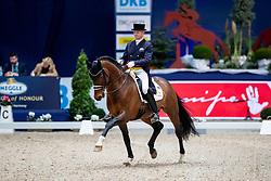 SCHMIDT Hubertus (GER), Escolar<br /> München - Munich Indoors 2018<br /> Grand Prix de Dressage CDI4* Special Tour<br /> 23. November 2018<br /> © www.sportfotos-lafrentz.de/Stefan Lafrentz