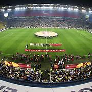 A general views of the Sukru Saracaoglu during their UEFA Europa League Semi Final first match Fenerbahce between Benfica at Sukru Saracaoglu stadium in Istanbul Turkey on Thursday 25 April 2013. Photo by Aykut AKICI/TURKPIX