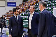 Federico Pasquini<br /> Banco di Sardegna Dinamo Sassari - Fiat Auxilium Torino<br /> Legabasket Serie A LBA PosteMobile 2017/2018<br /> Sassari, 27/01/2018<br /> Foto L.Canu / Ciamillo-Castoria