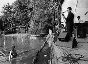 Elvis Costello live Crystal Palace London garden party 1977
